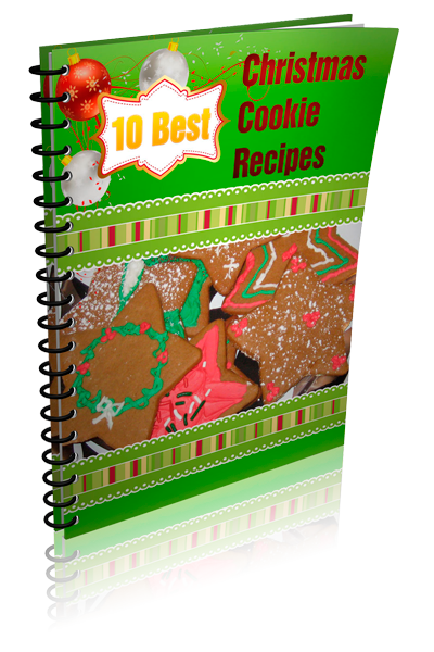 Christmas Cookie Recipe Book