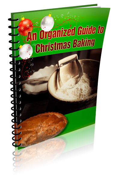 Christmas Baking Organization Guide