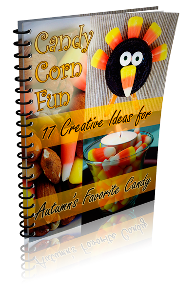 Candy Corn Fun Ebook with Private Label Rights