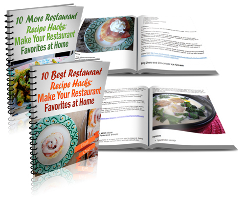 Restaurant Hacks - Copycat Recipes - Ready-Made Content for Your Website