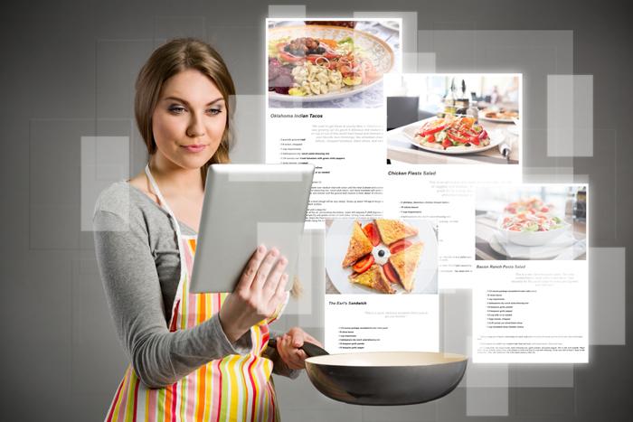 Food Photos on Social Media