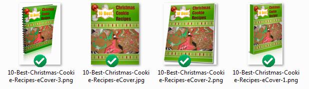 Recipe Book Ecovers