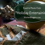 Holiday Entertaining PLR Recipes with Photos