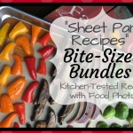 Sheet Pan Recipes - Volume 1