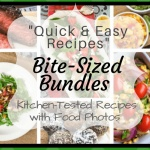 Quick & Easy PLR Recipes - Volume 2