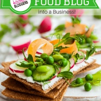 Turn Your Food Blog Into a Business