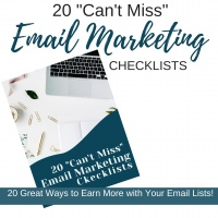 20 Can't Miss Email Marketing Checklists