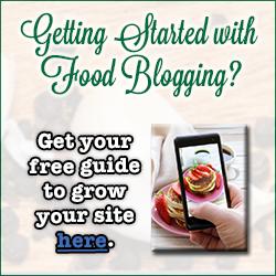 50 Ways to Grow Your Food Blog